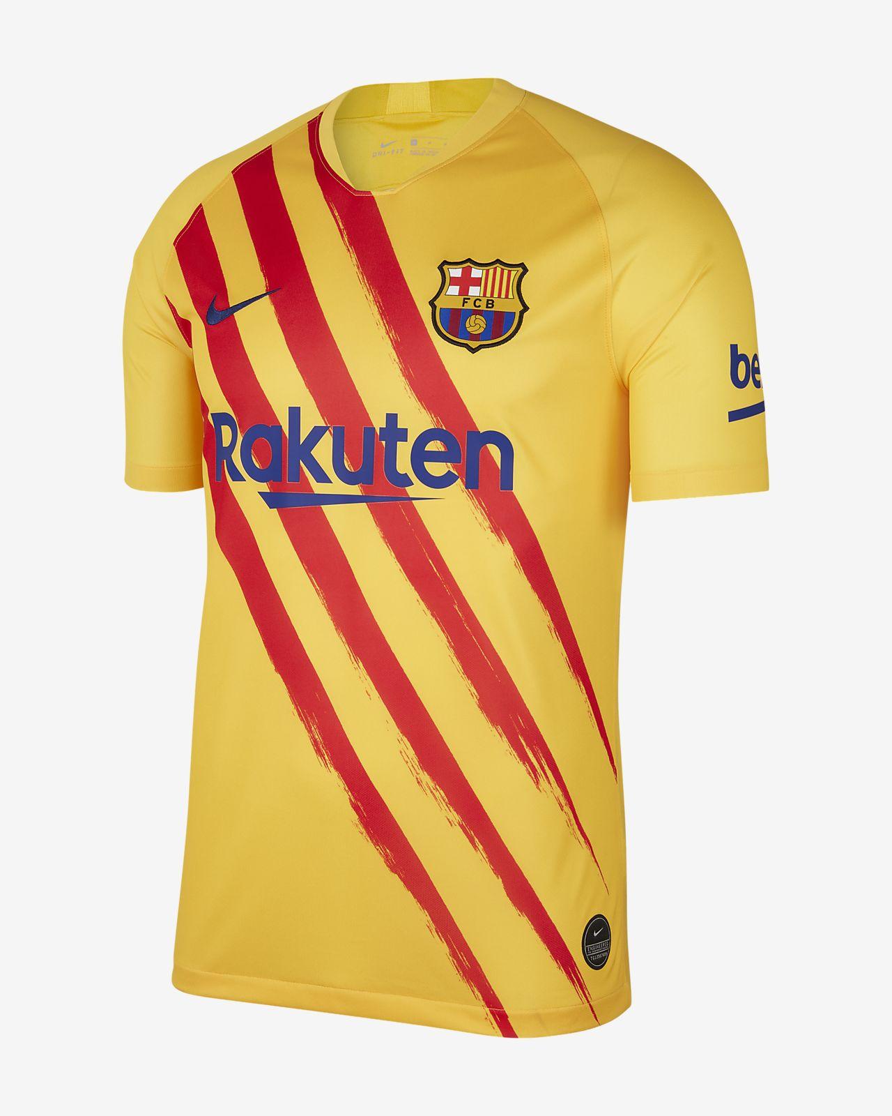 Maillot de football FC Barcelona Stadium Fourth pour Homme
