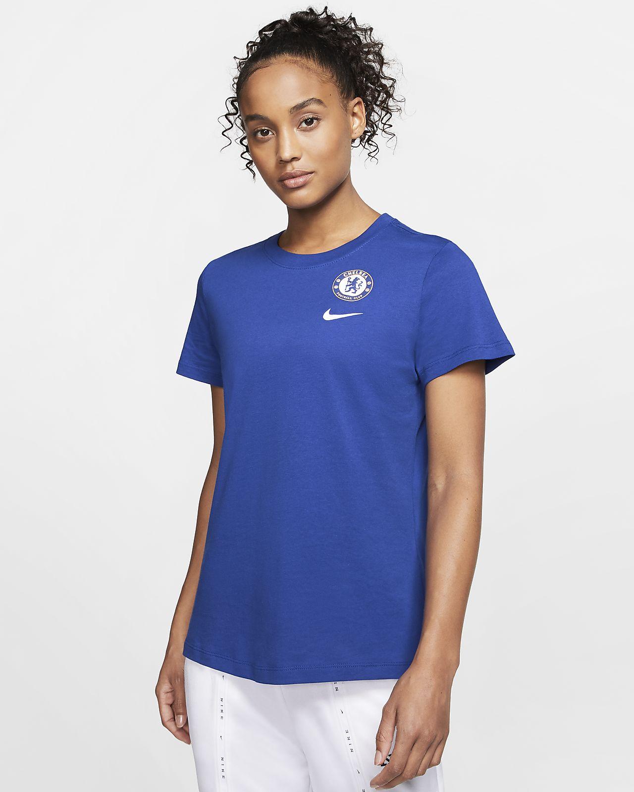 Chelsea FC T-skjorte til dame