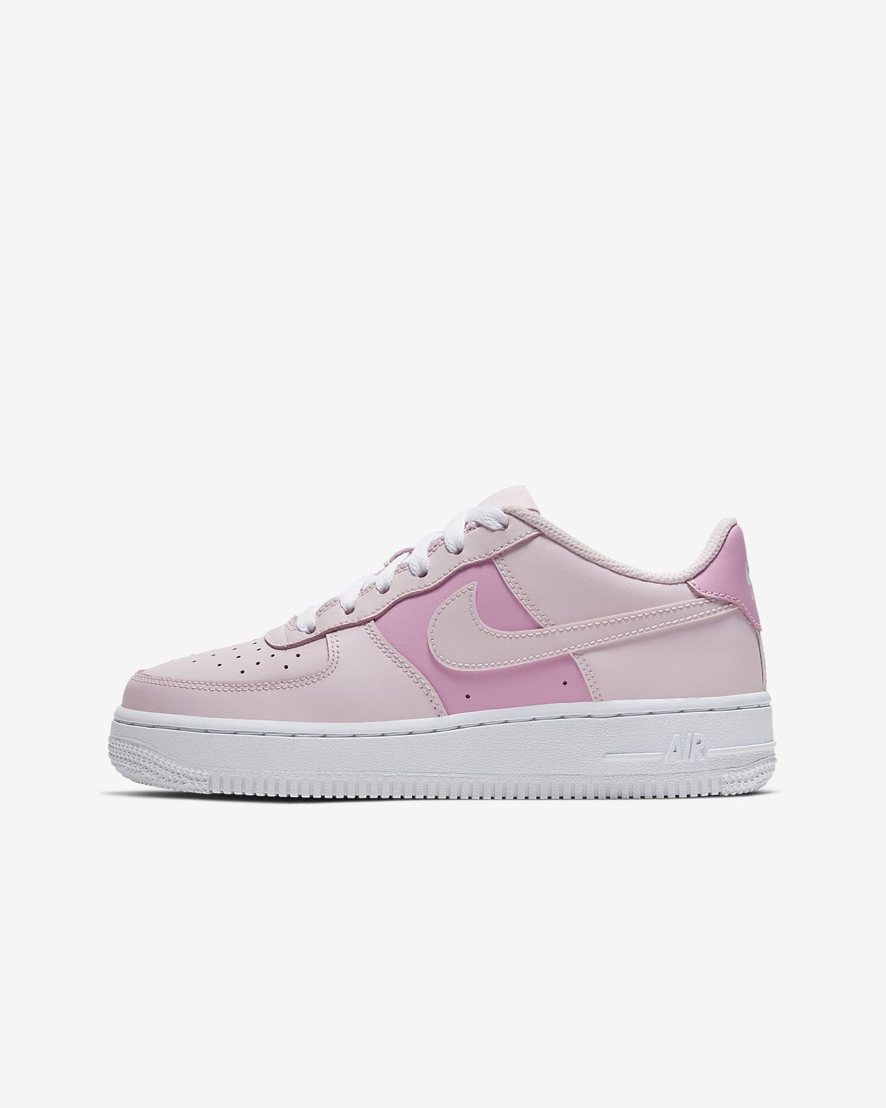 nike air force 1 grise et blanche