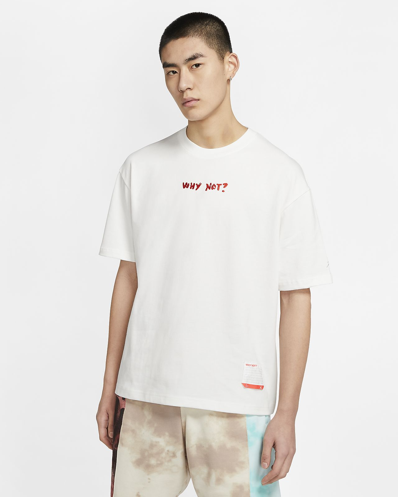 Jordan Why Not 男子T恤
