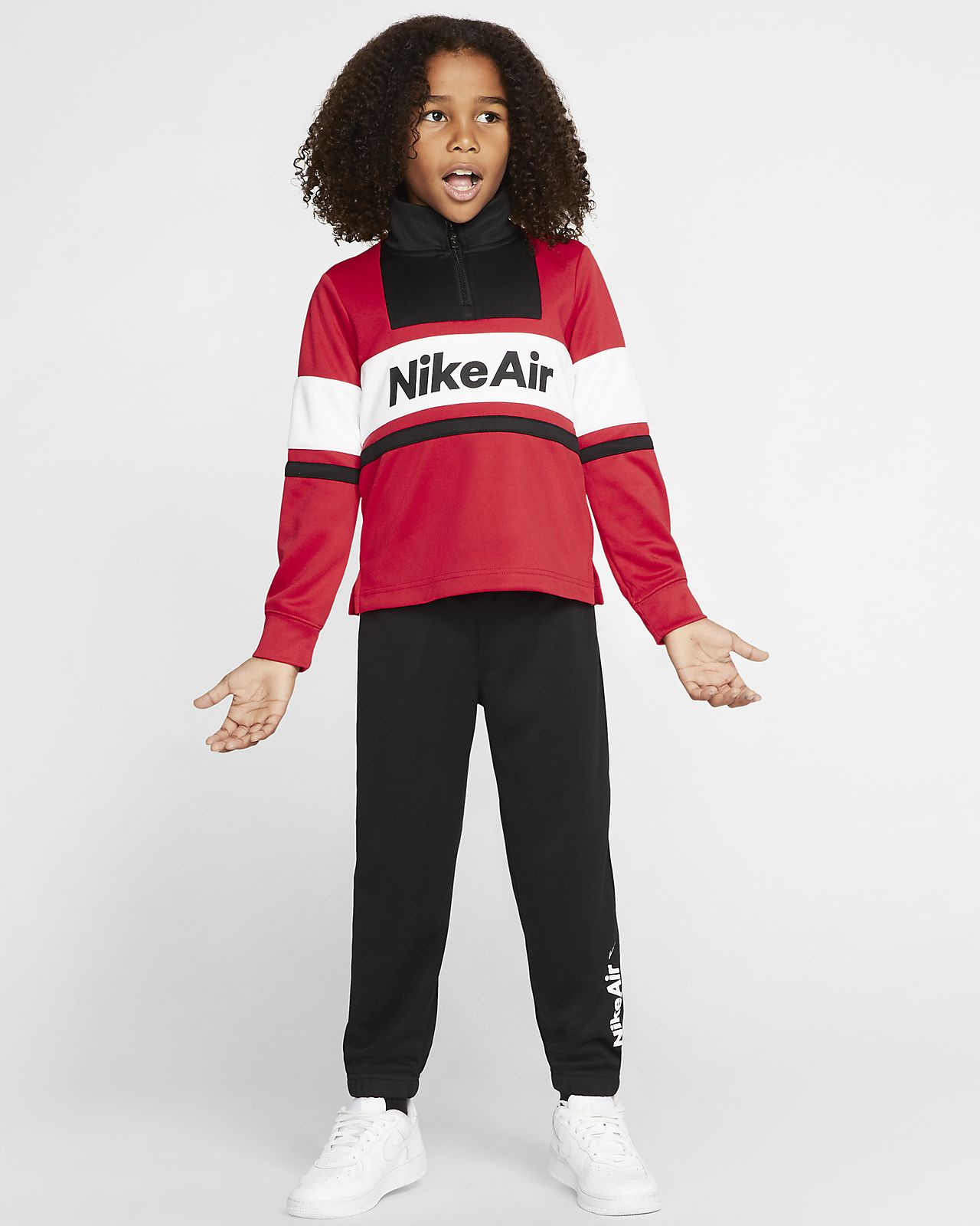 Nike Air Younger Kids' Sweatshirt and Joggers Set