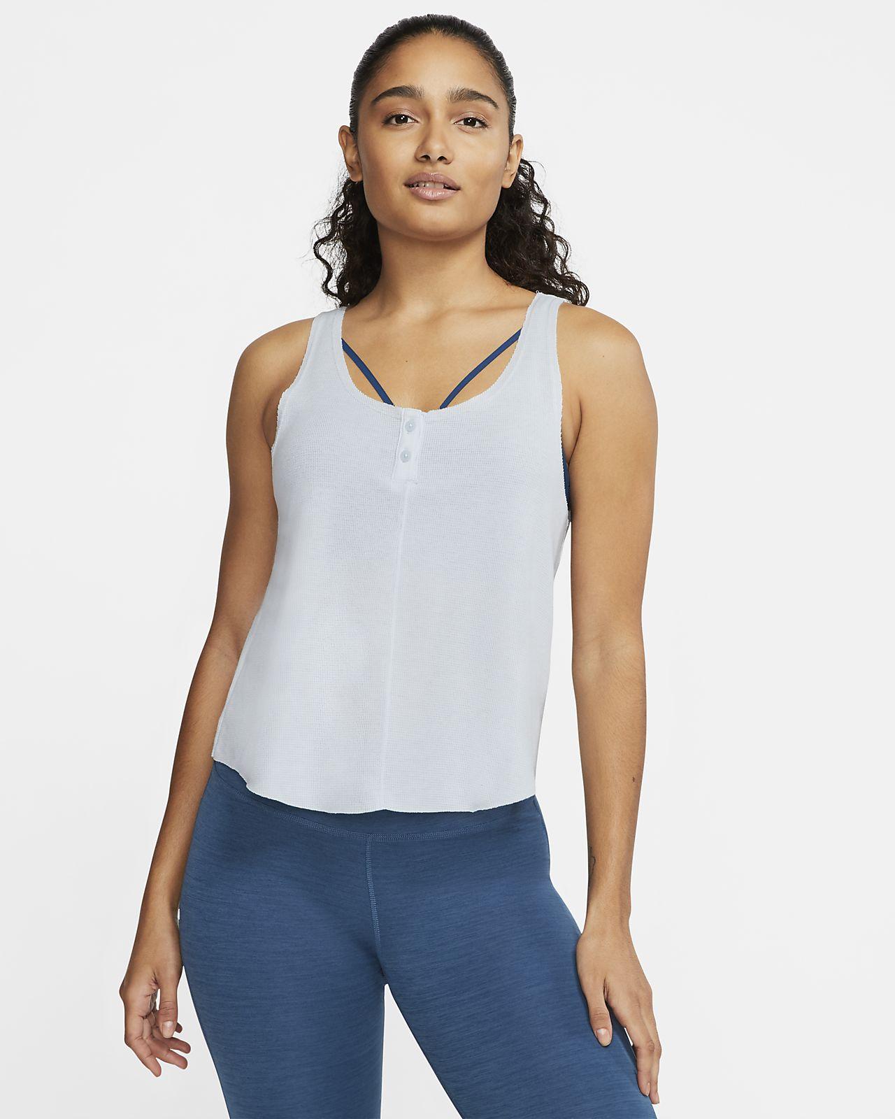 Débardeur Nike Yoga Luxe pour Femme