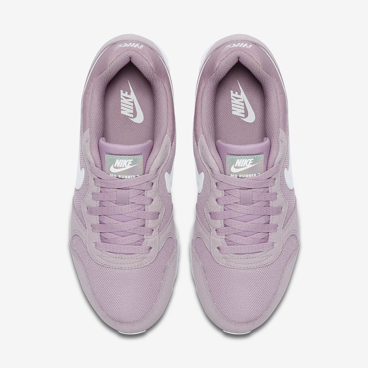 NIKE MD RUNNER 2 Sneaker Schuhe Damen 749869 500 Rosa EUR