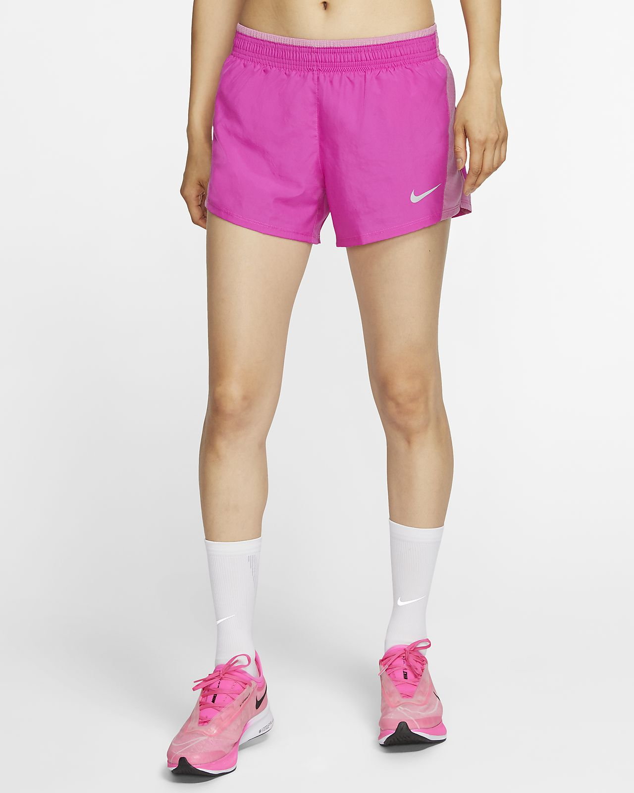 Nike 10K Damen-Laufshorts
