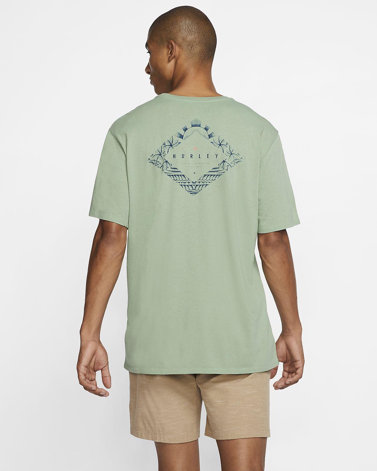 T-shirt męski Hurley Fringe
