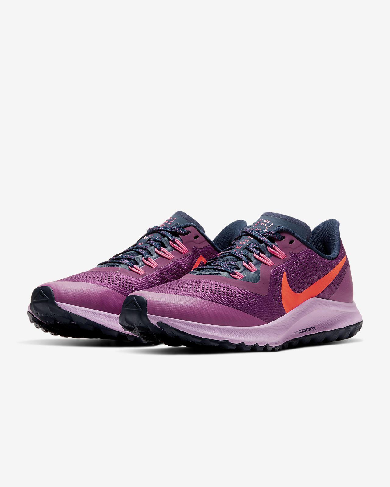 nike running niña zapatillas 36
