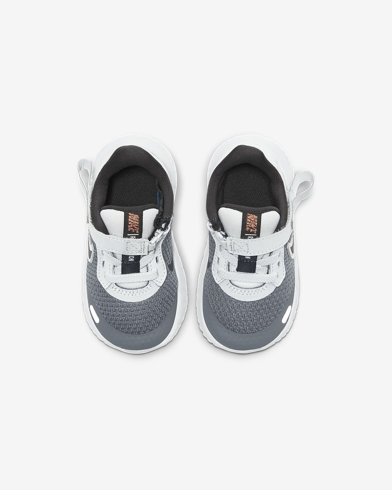 Sko Nike Revolution 5 FlyEase f?r babysm? barn