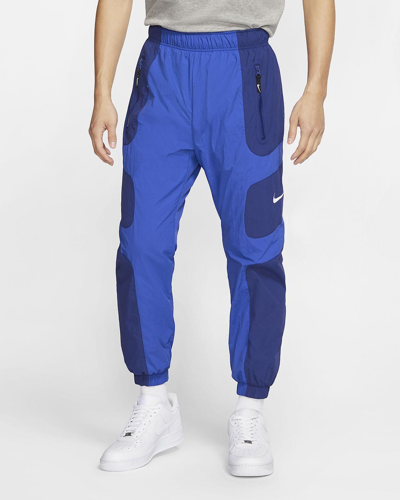 Calças entrançadas Nike Sportswear para homem