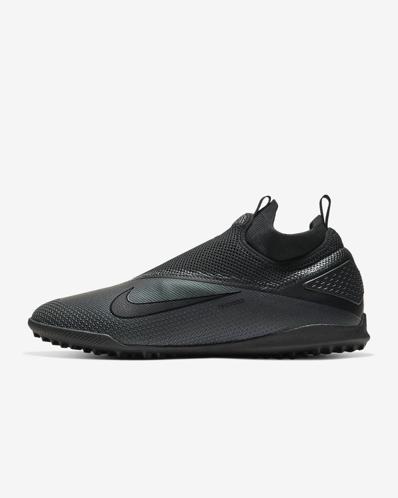 Nike React Phantom Vision 2 Pro Dynamic Fit TF Artificial-Turf Soccer Shoe