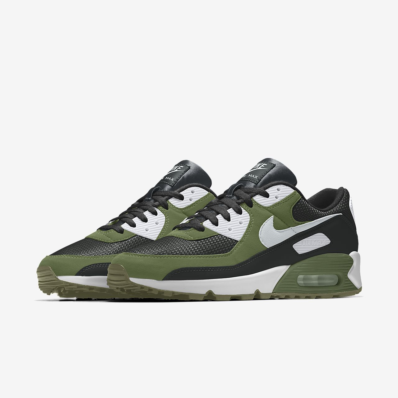 Nike Air Max 90 By You personalisierbarer Herrenschuh