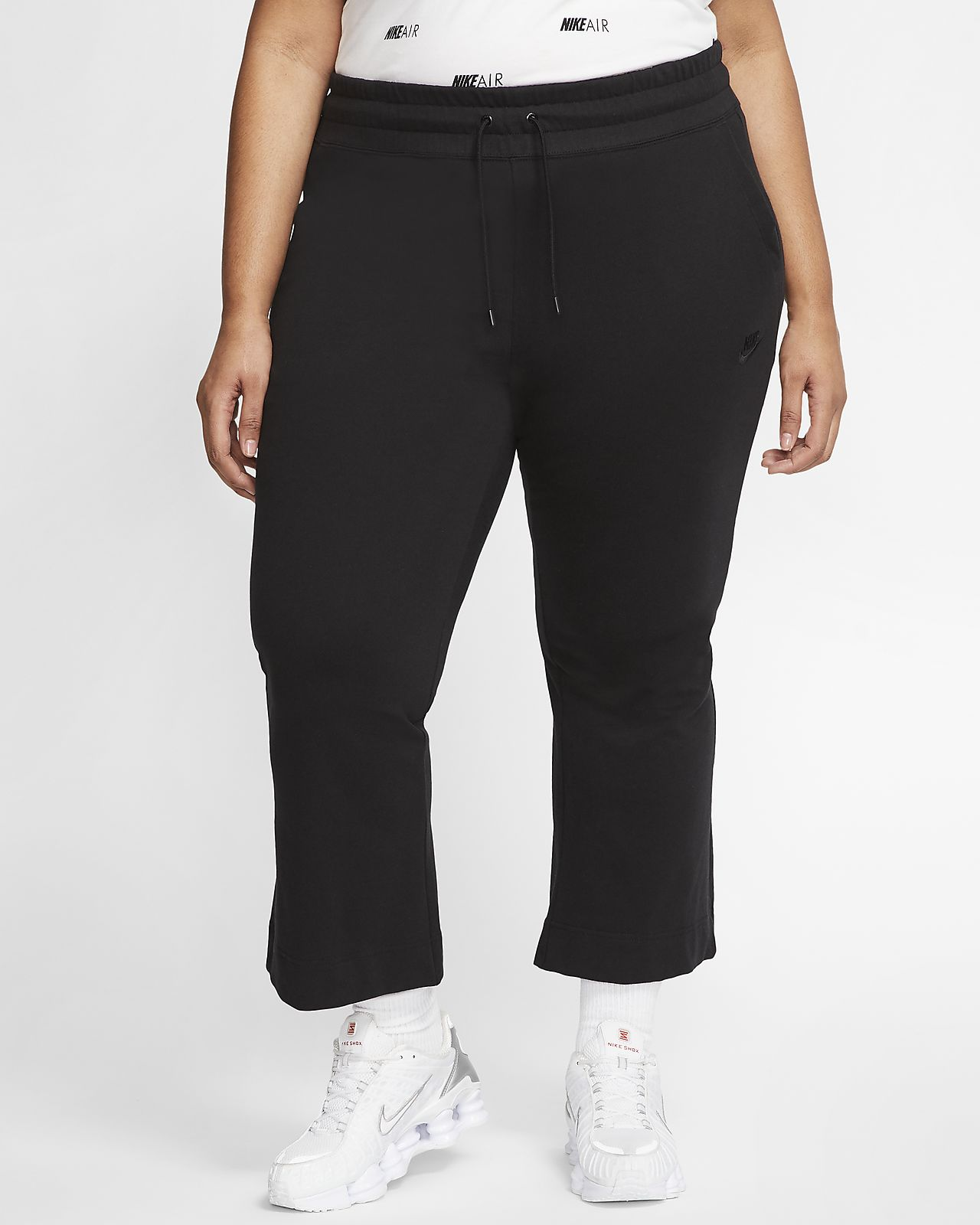 Nike Sportswear Women's Jersey Pants (Plus Size)