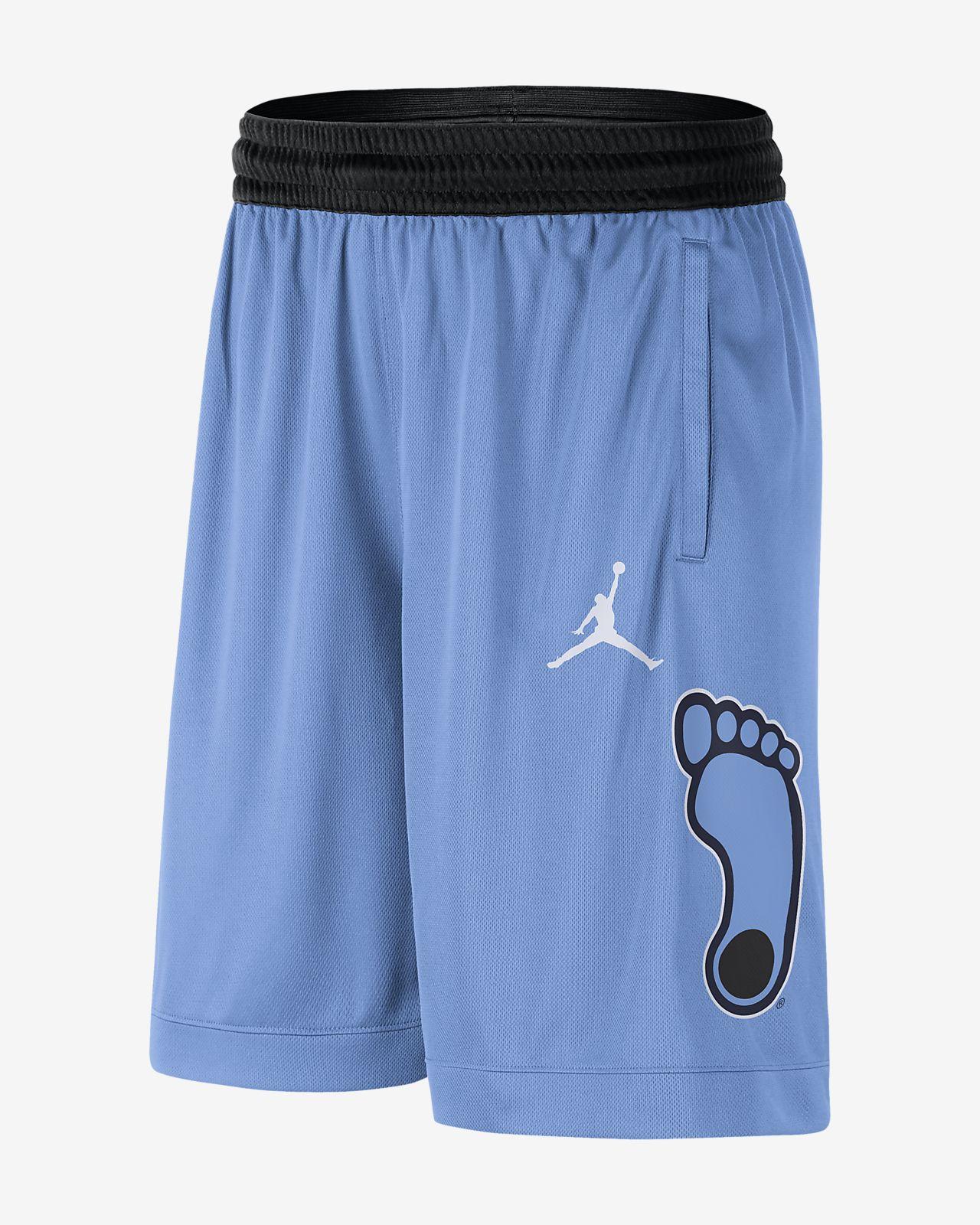 Jordan College Dri-FIT (UNC) Men's Basketball Shorts