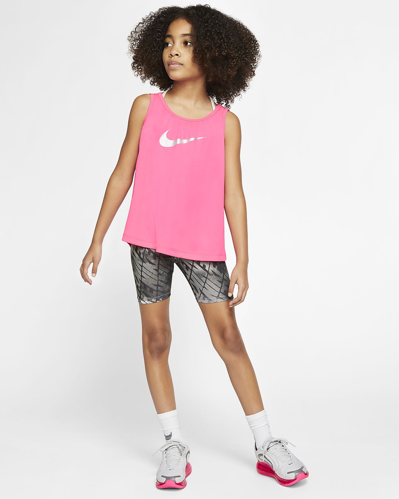 Nike Dri-FIT Little Kids' Top and Shorts Set