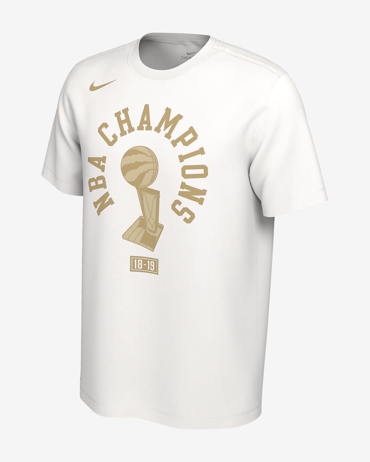 "Raptors ""Trophy Ring Banner"" Men's Nike Dri-FIT NBA T-Shirt"