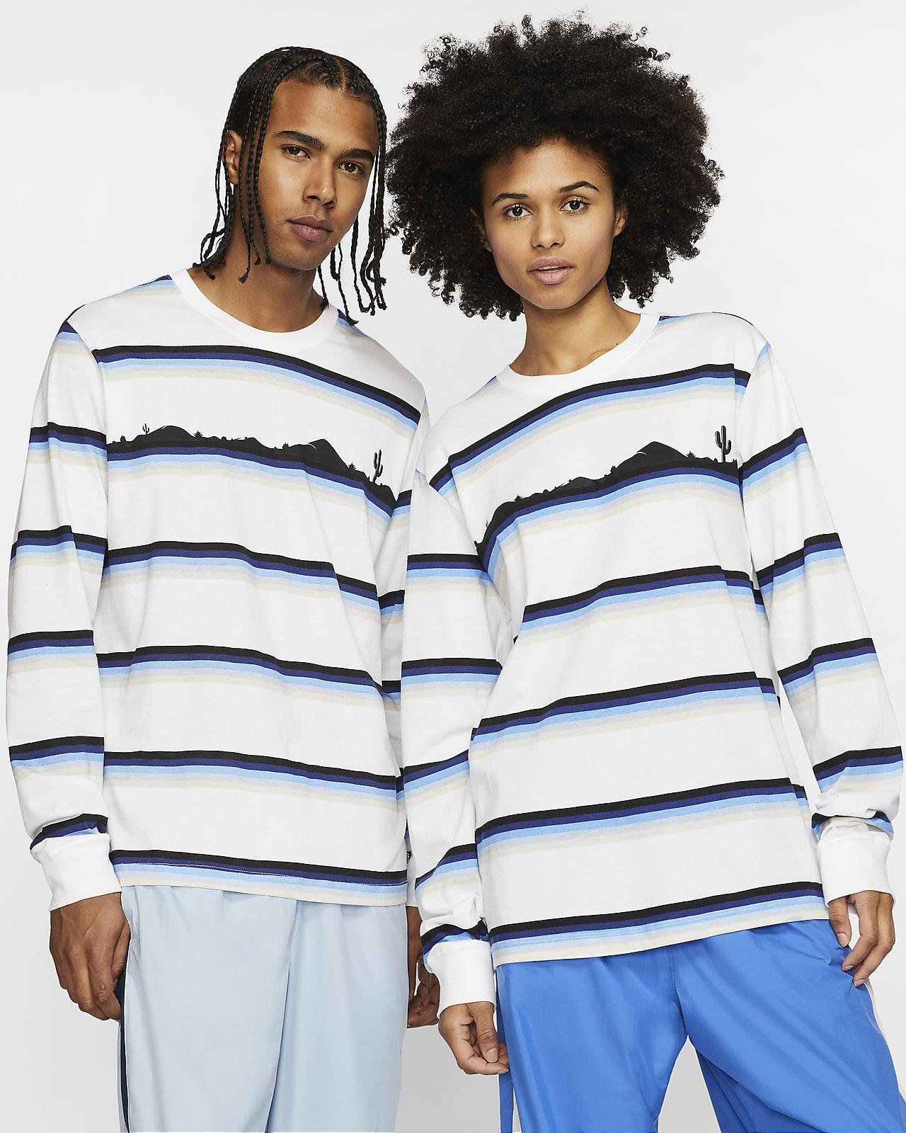Tee-shirt de skateboard imprimé à manches longues Nike SB