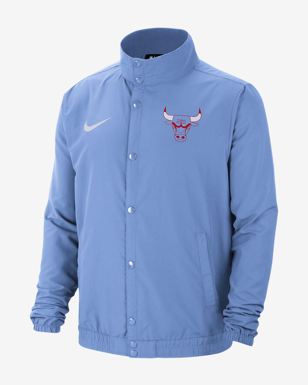 Veste Nike NBA Bulls City Edition pour Homme