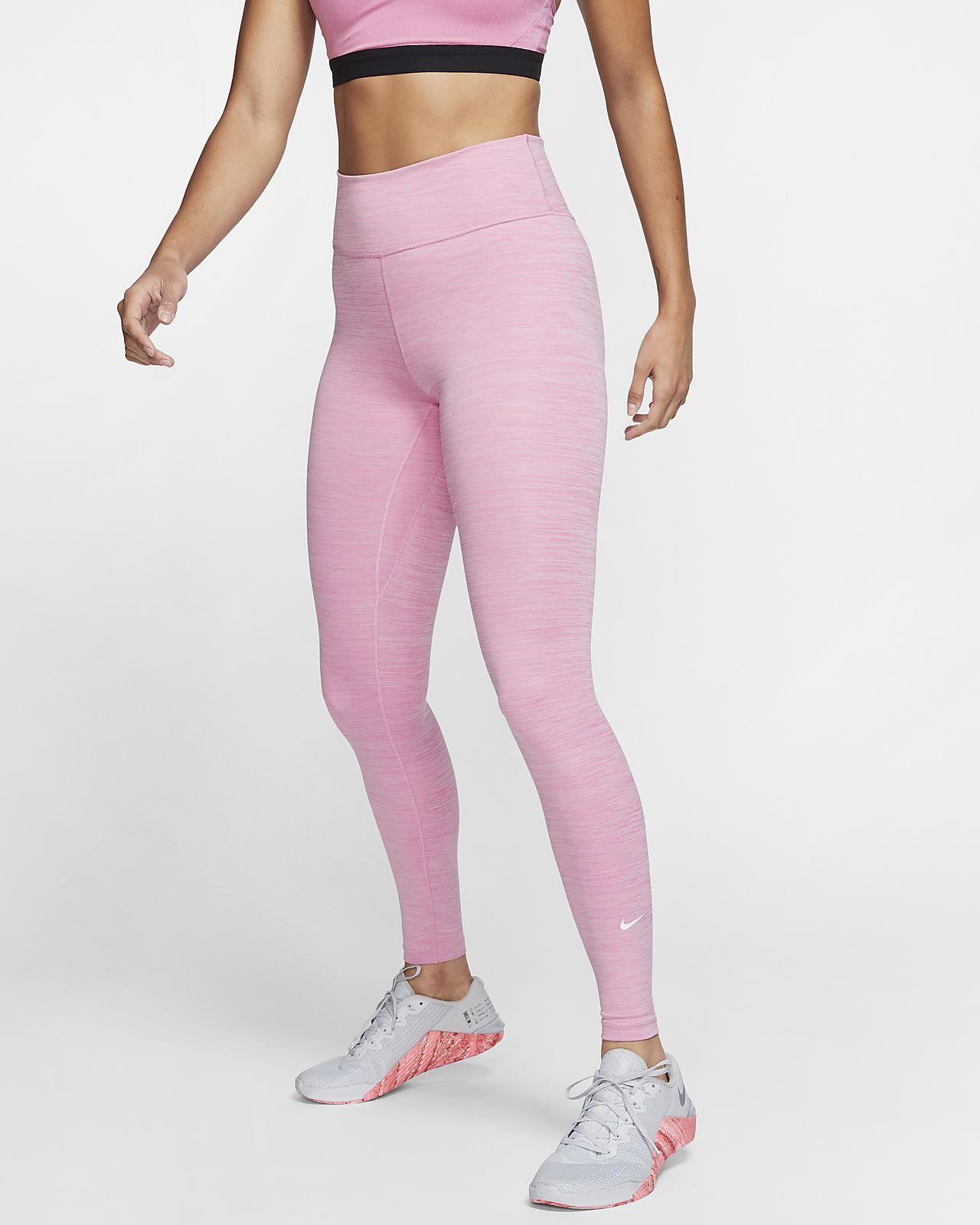 Nike One tights til dame