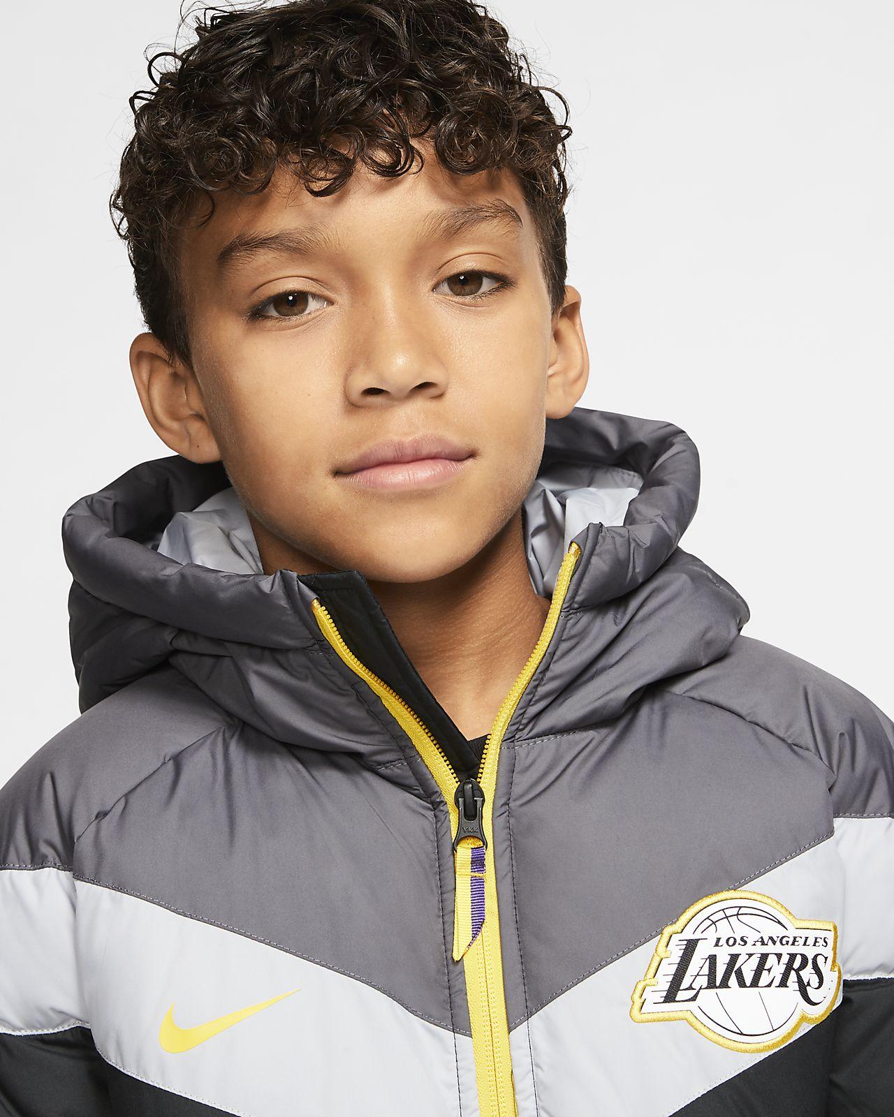Doudoune Nike NBA Warriors pour Enfant plus âgé