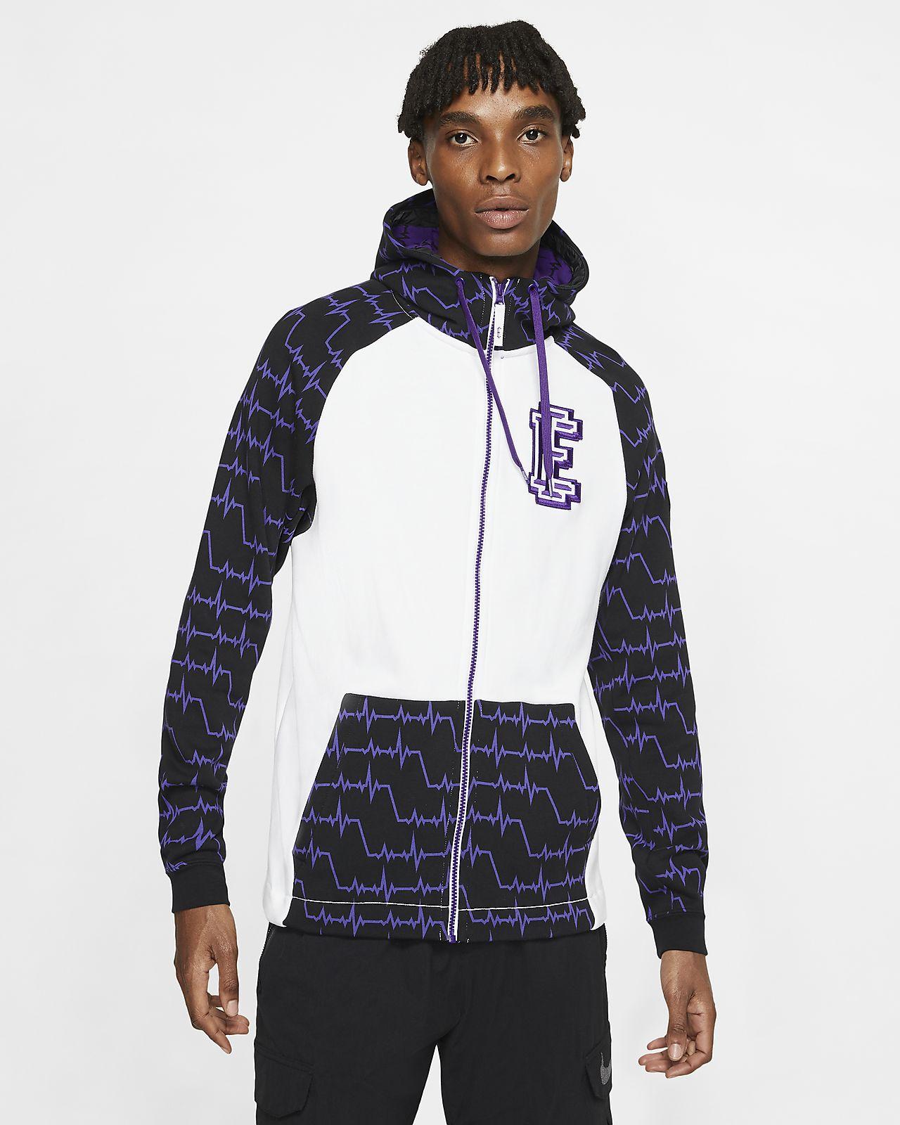 Ethan's Nike Sportswear Doernbecher Men's Full Zip Hoodie