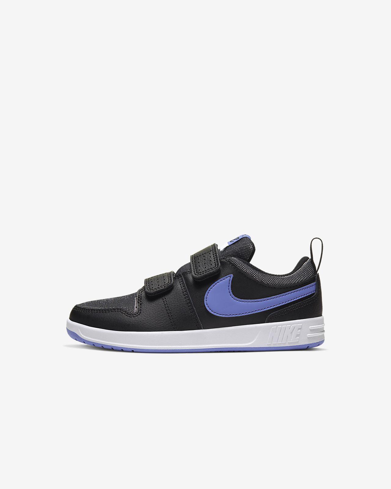 Nike Pico 5 Glitter sko til små barn