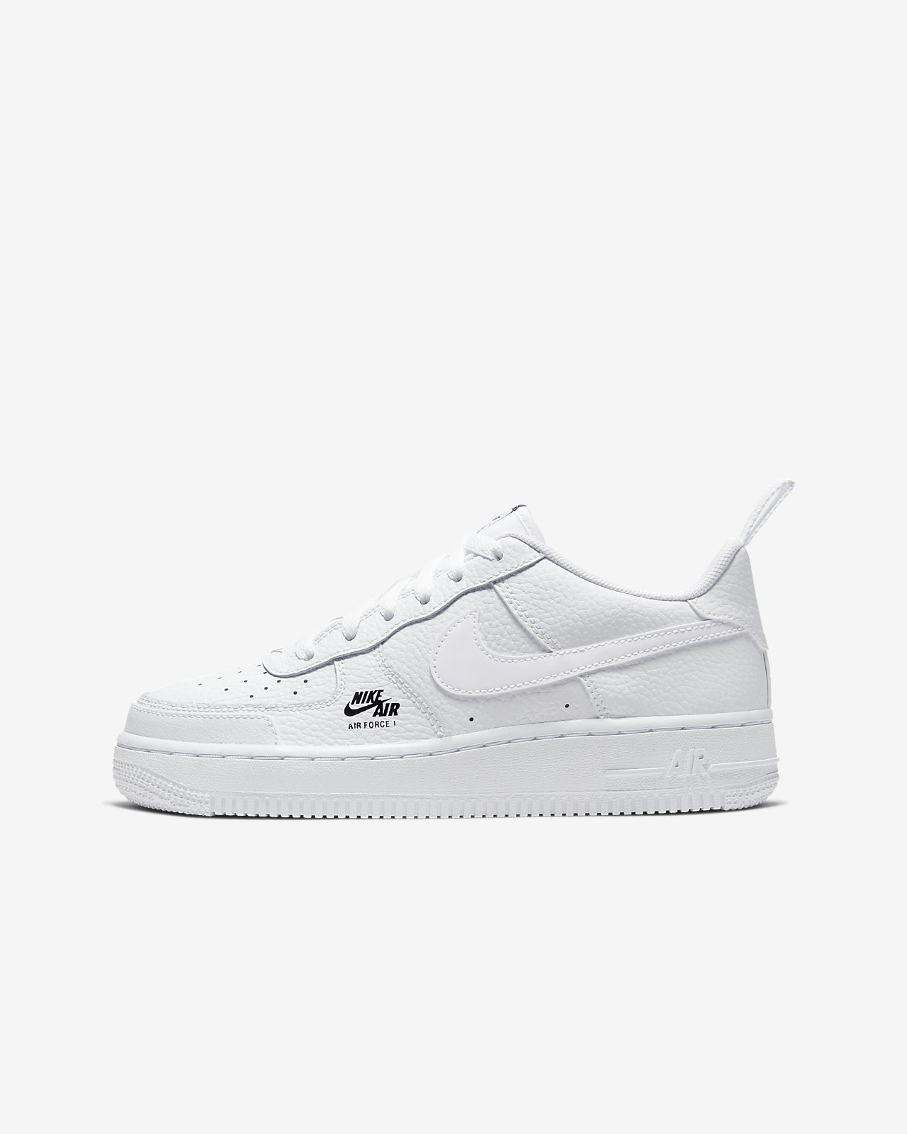 Air Force 1 Schuhe für Damen. Nike BE