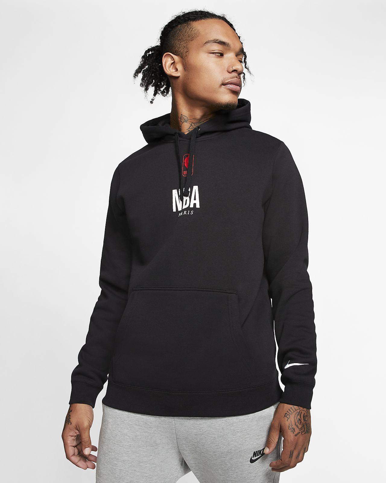 "Мужской пуловер НБА Nike Courtside ""Paris"""
