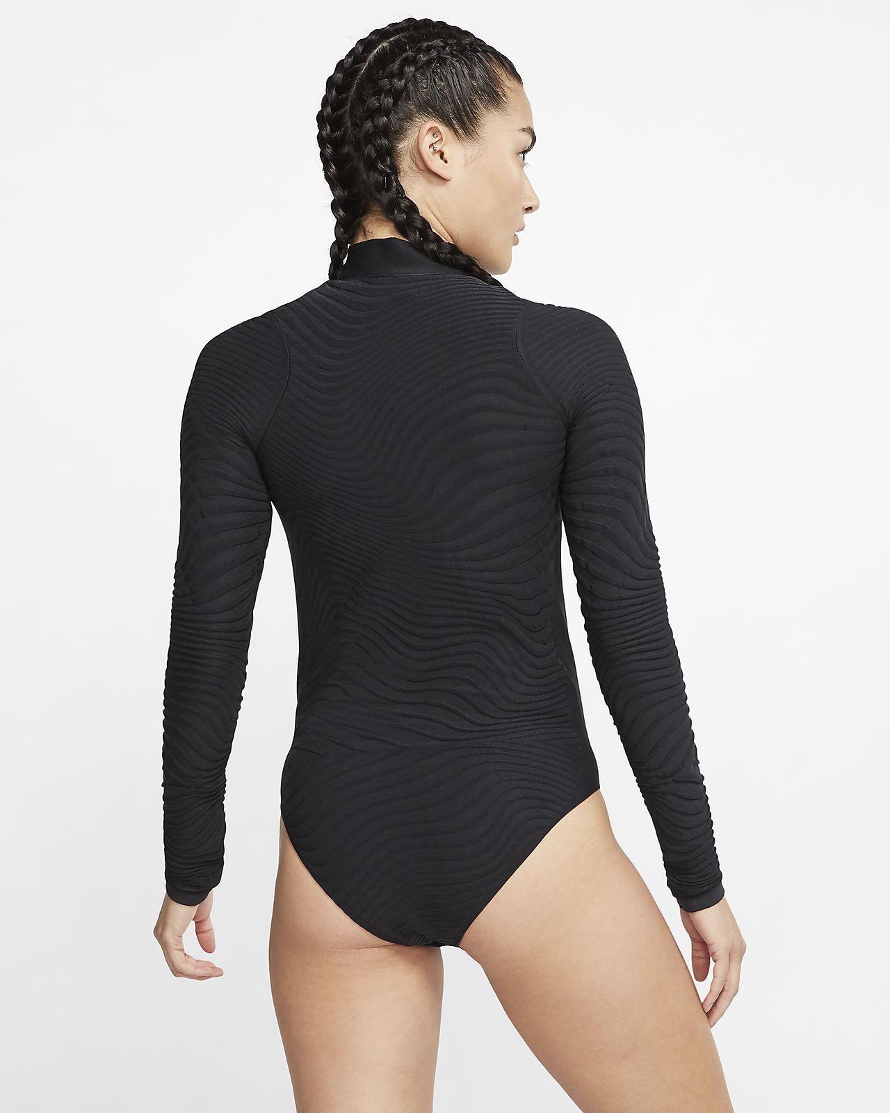 Nike City Ready Women's Seamless Long Sleeve Training Bodysuit