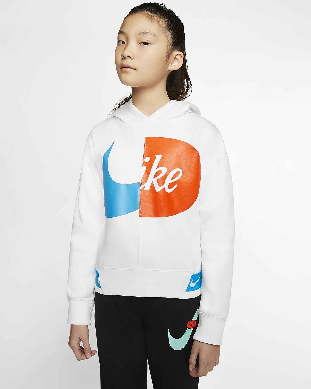 Nike Sportswear Big Kids' (Girls') Hoodie