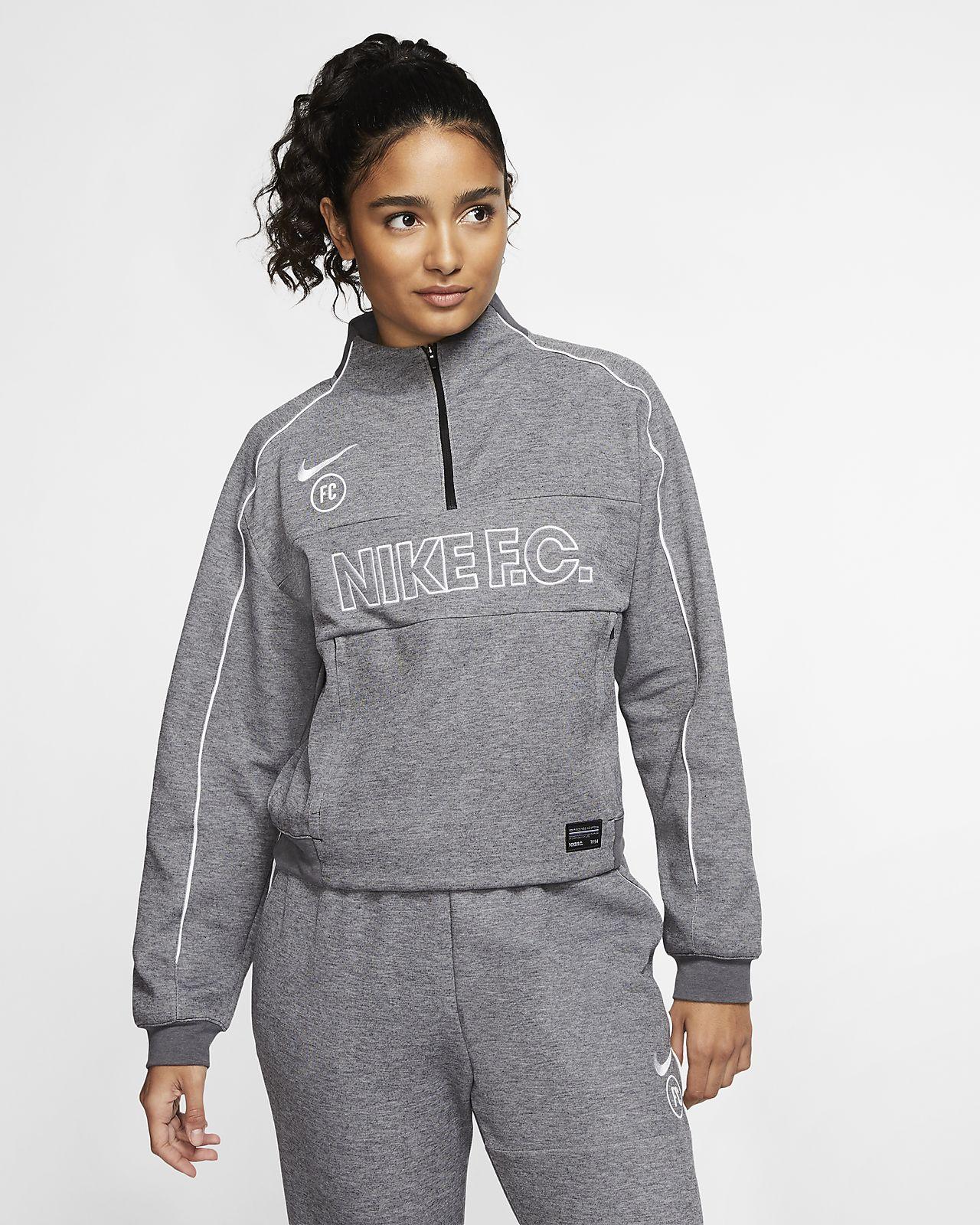 Nike F.C. Women's Football Jacket