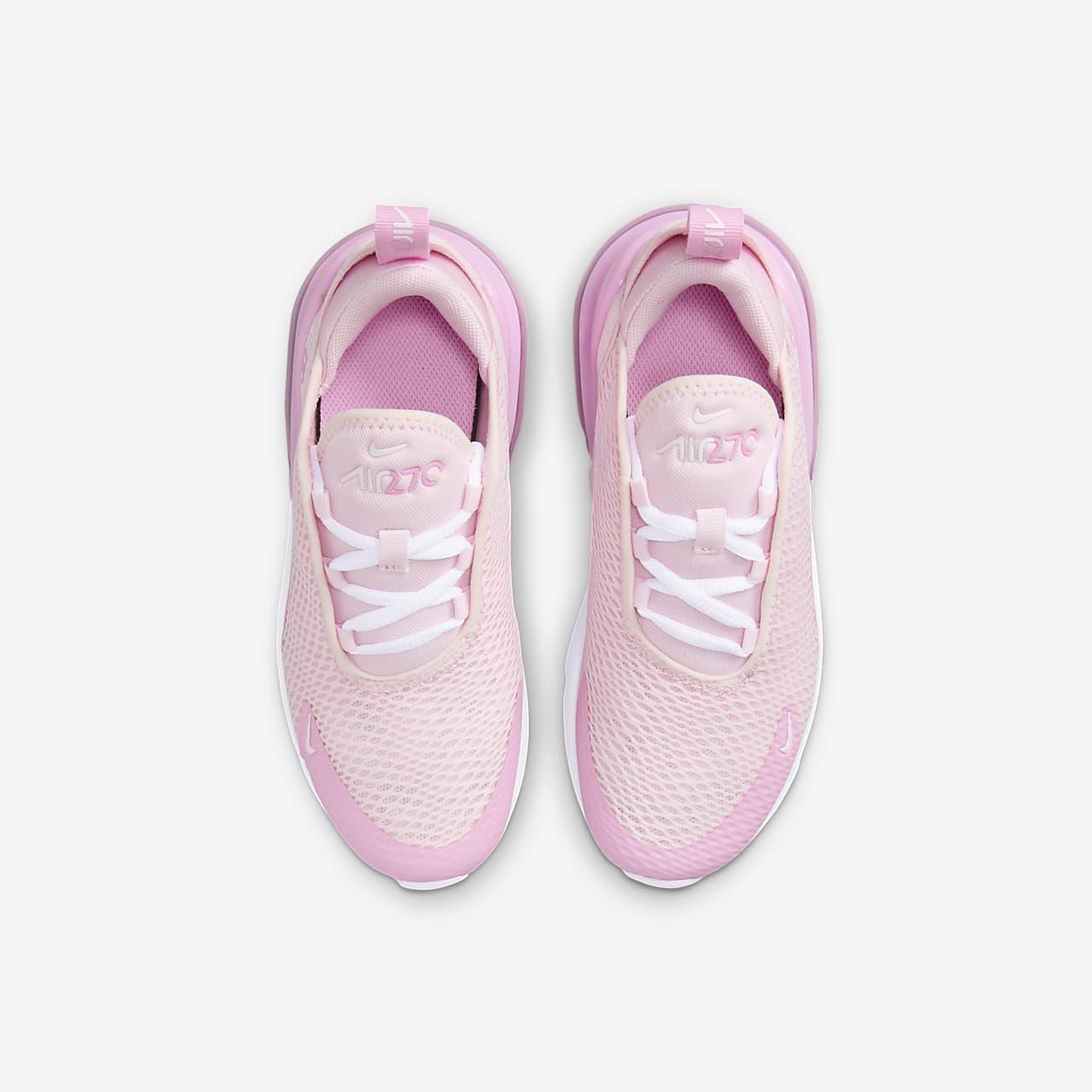 nike air max 270 pink kids- OFF 64