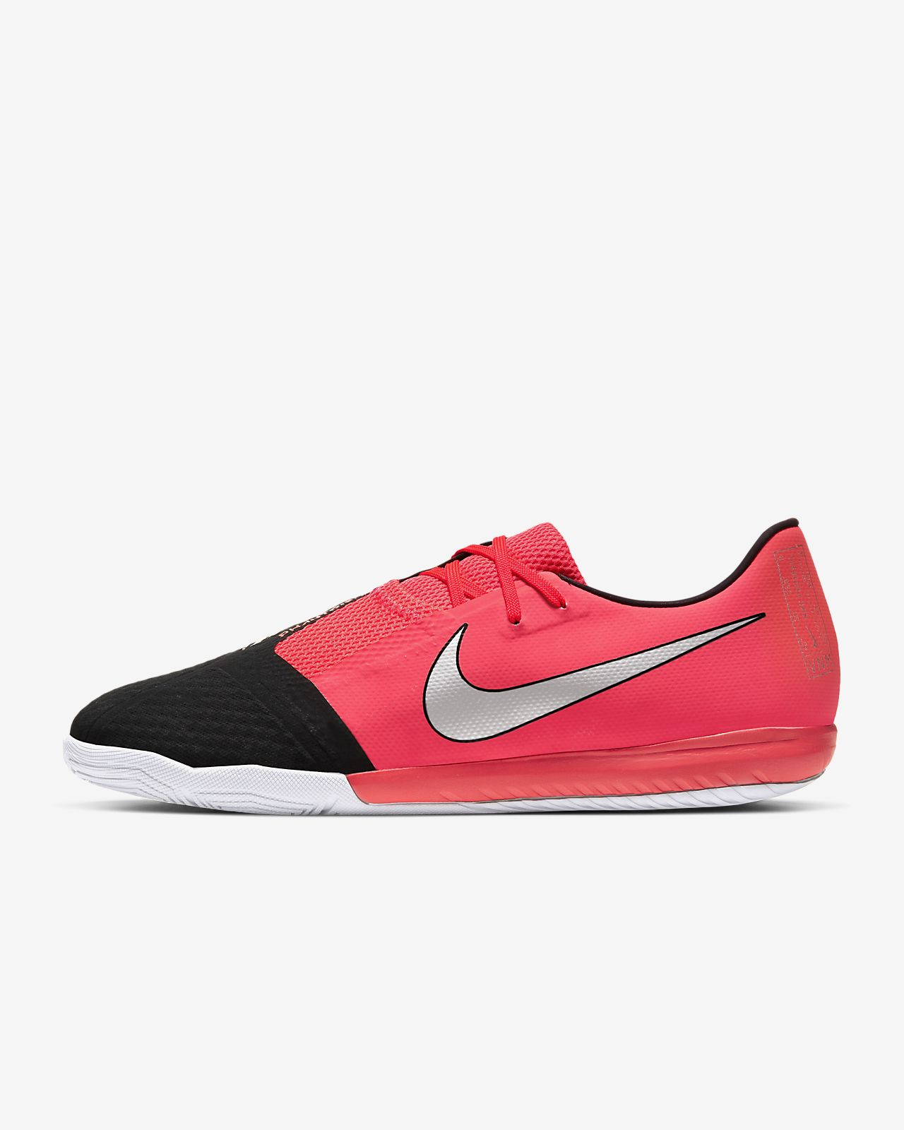 Indoorcourt Schuhe Nike JR PHANTOM VENOM ACADEMY IC rot