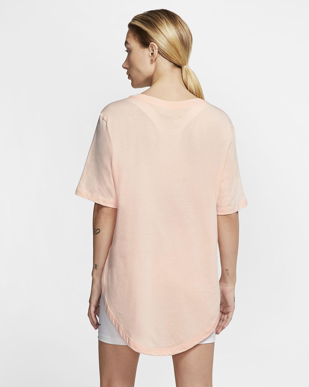 NikeCourt Tennis T Shirt für Damen