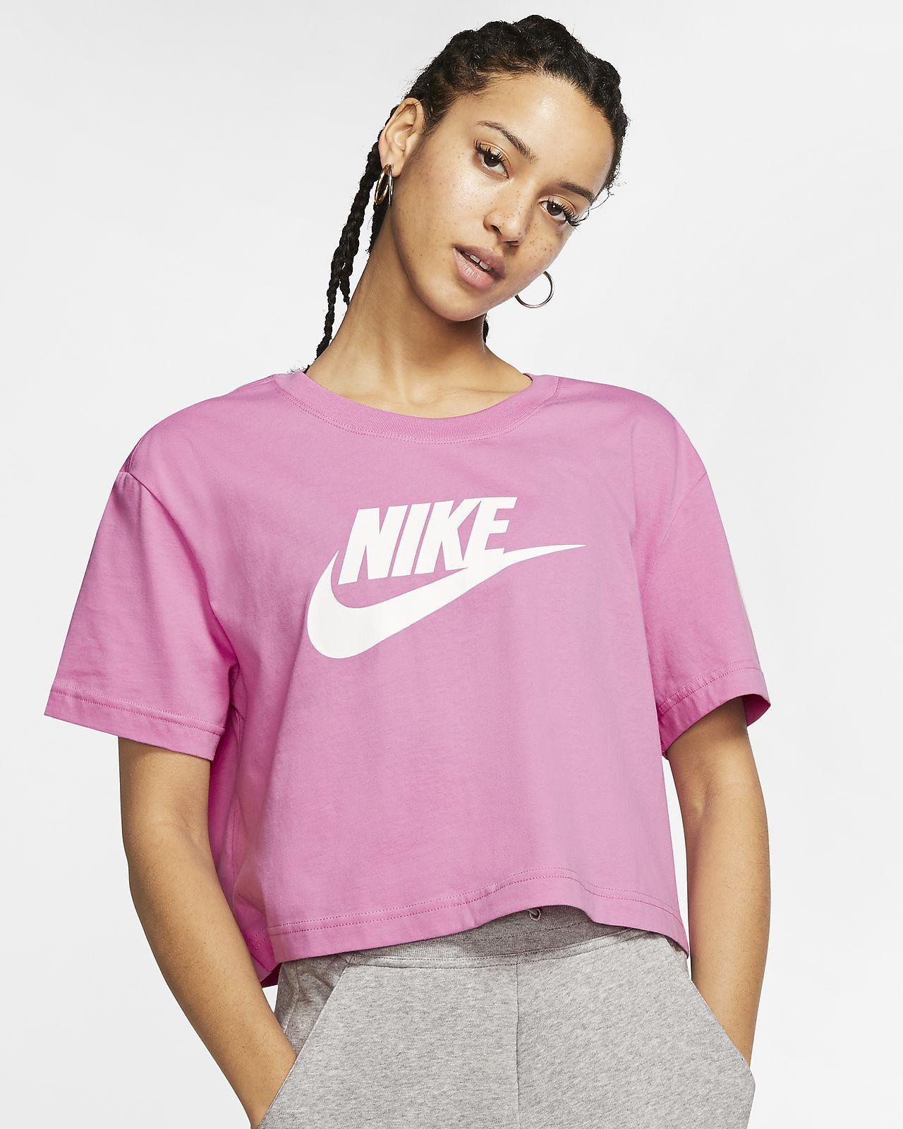 Nike Sportswear Essential Women's Cropped T Shirt