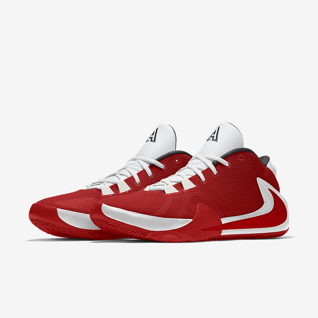 Sapatilhas de basquetebol personalizáveis Nike Zoom Freak 1 By You