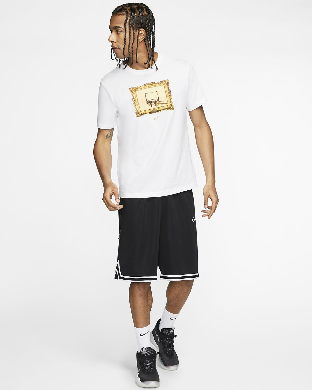 abbigliamento basket nike