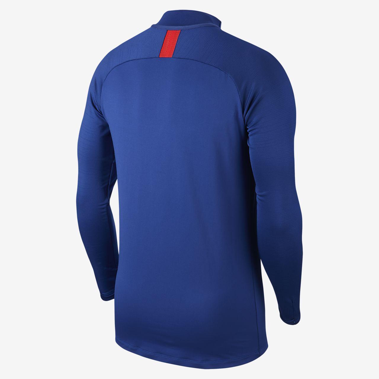 Nike Dri FIT Atlético de Madrid Strike Men's Football Drill Top