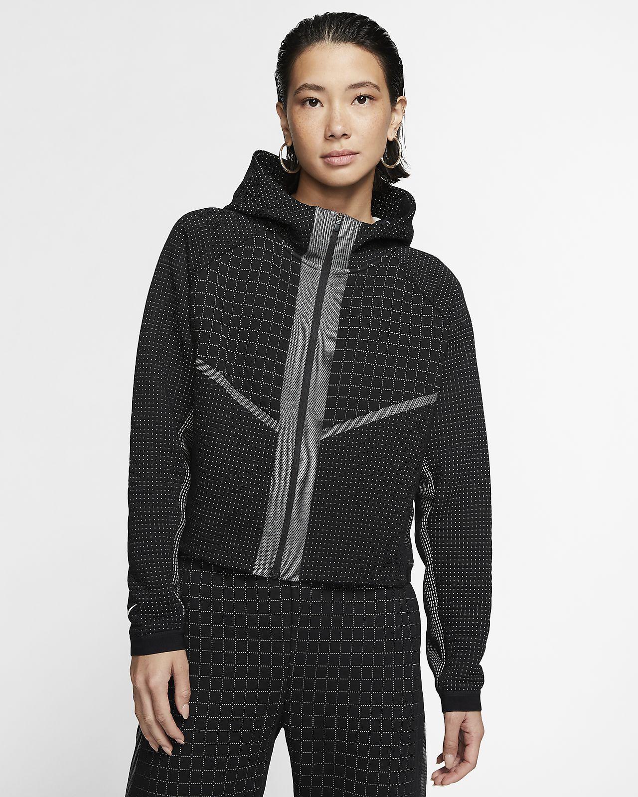 Nike Sportswear City Ready Women's Fleece Full-Zip Jacket