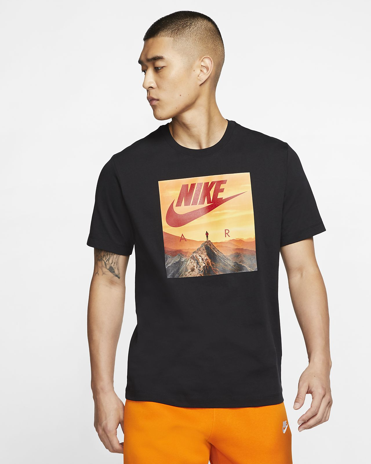 nike chaussure de foot personnalisé, Nike Haut T Shirt Air