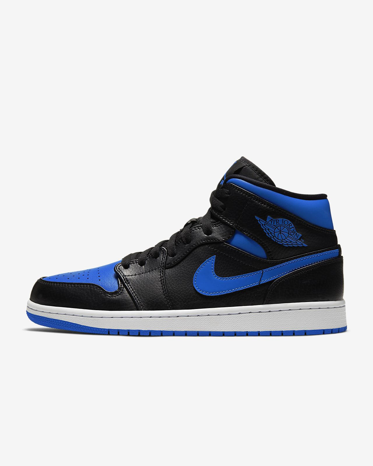 100% quality nice shoes new high quality Air Jordan 1 Mid Shoe. Nike IN