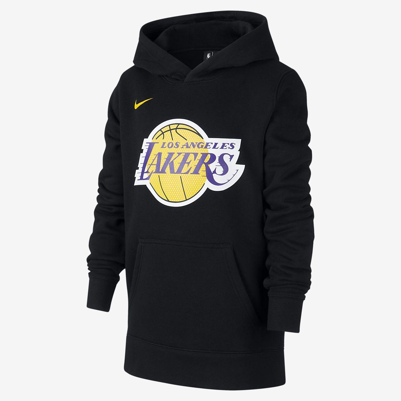 Los Angeles Lakers Jumpman Felpa Da Basket Nike scarpa da