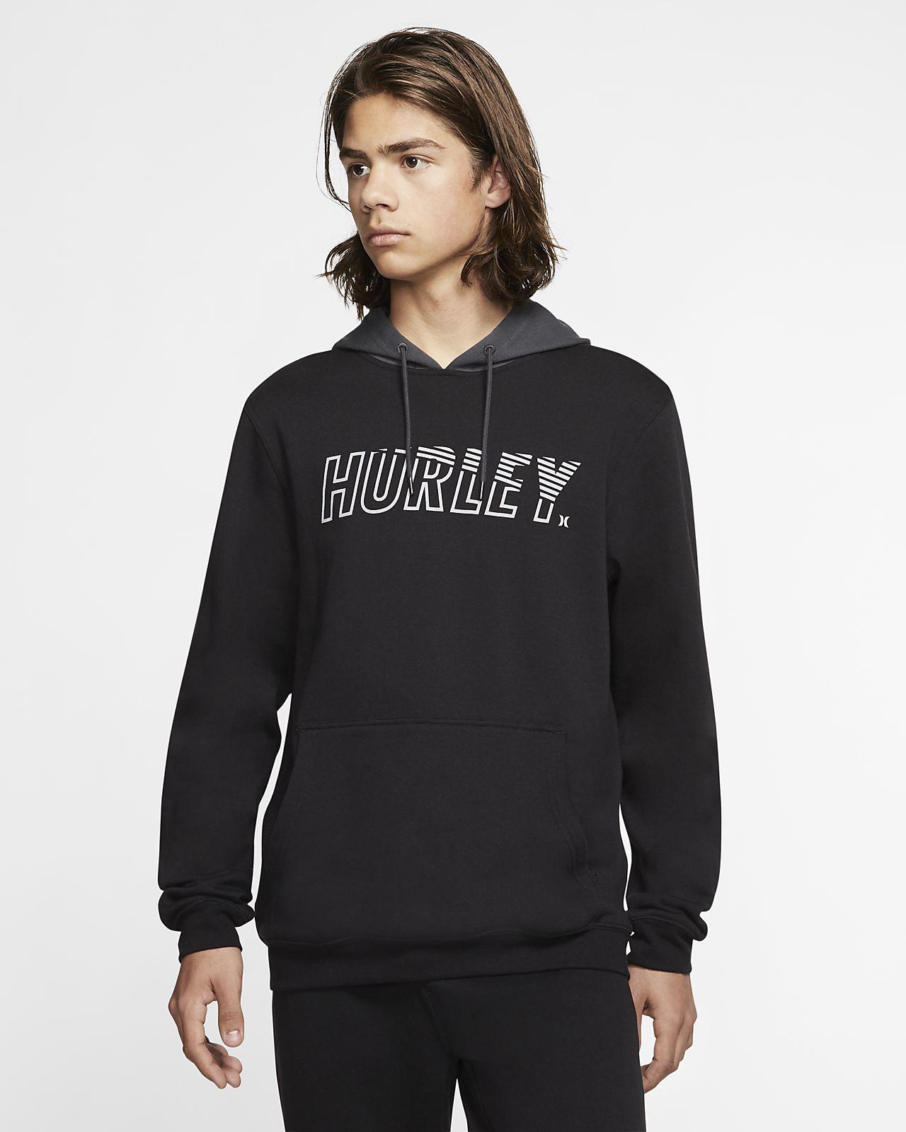 Hurley Onshore-sweatshirt til mænd