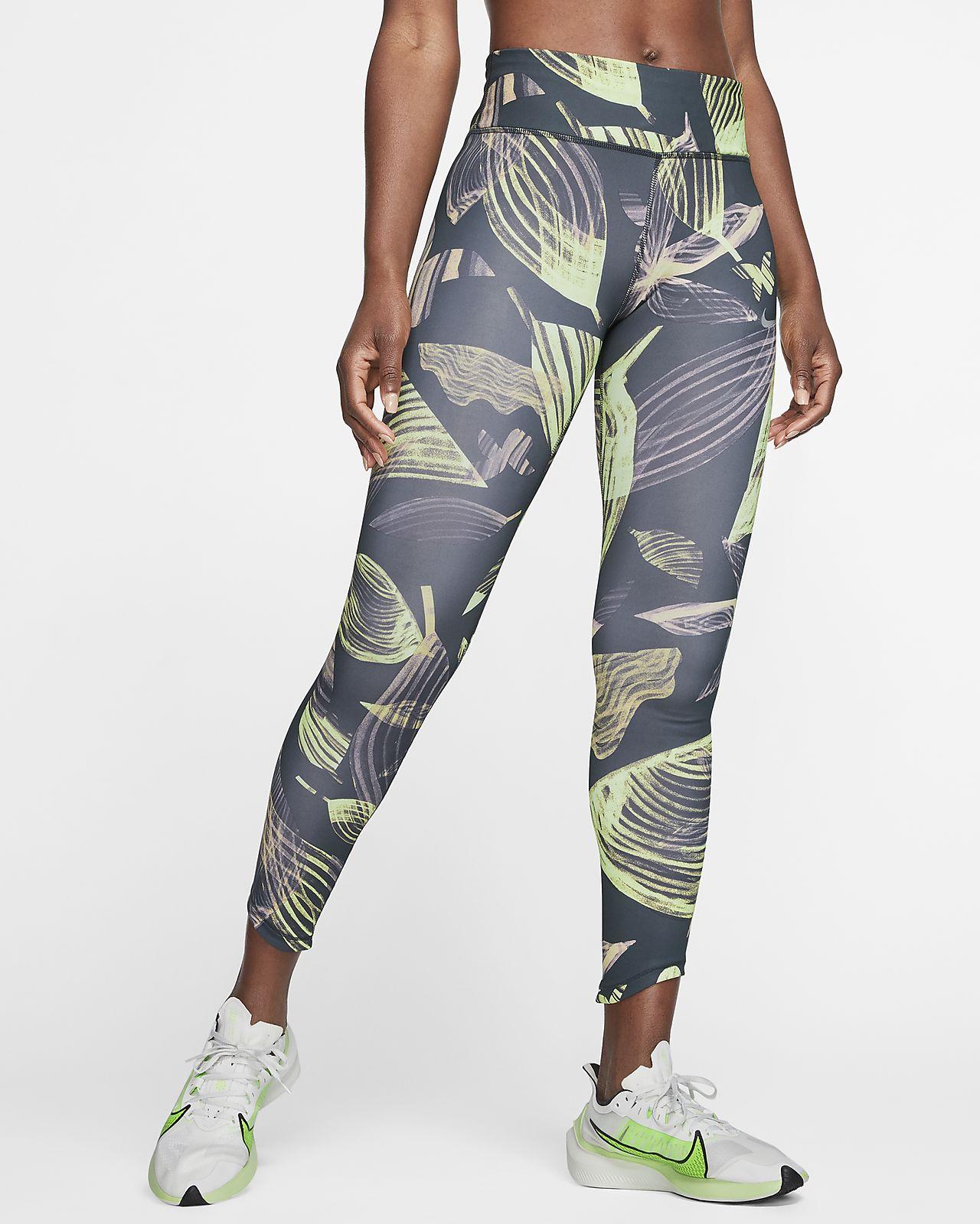 Γυναικείο κολάν 7/8 για τρέξιμο Nike Epic Lux