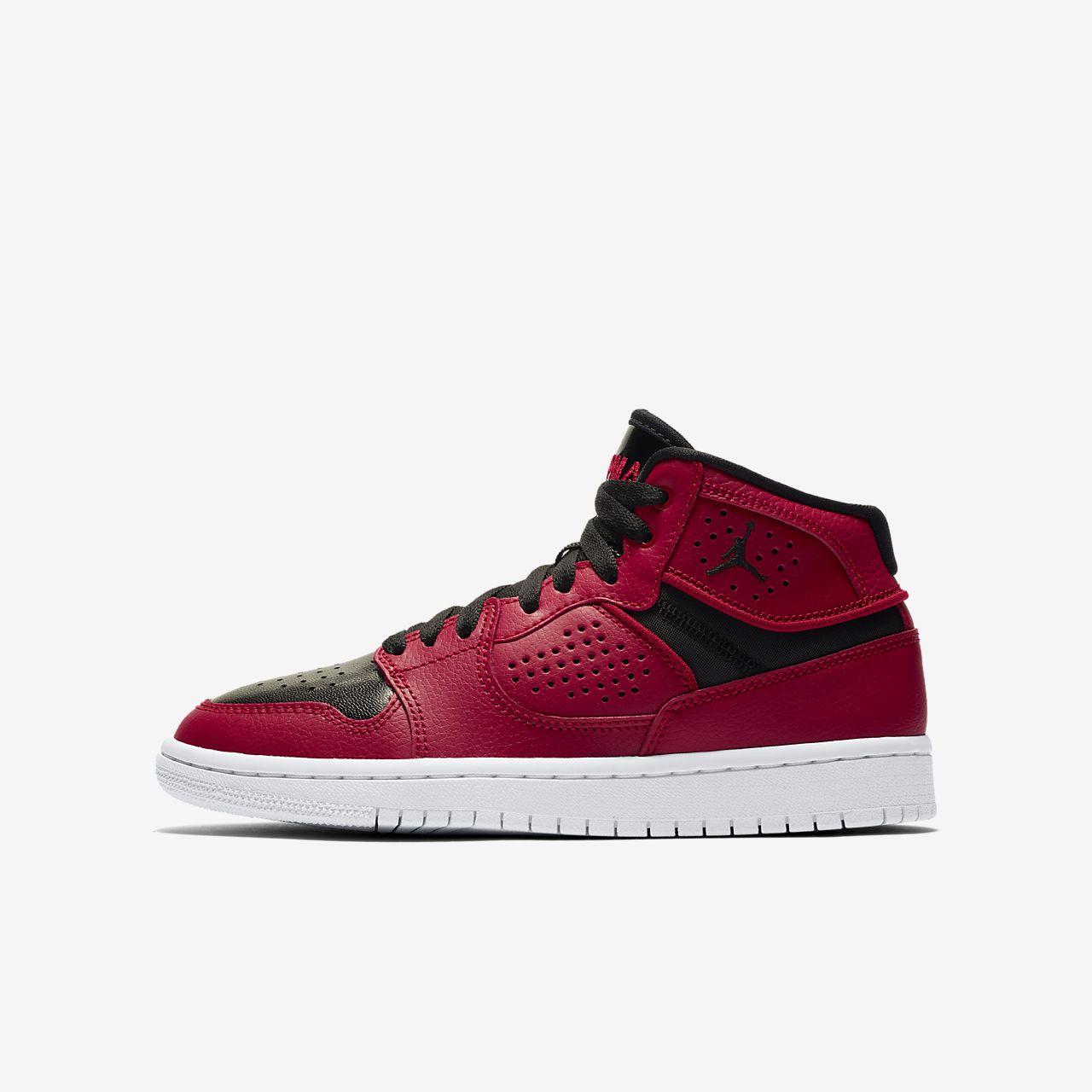 Jordan Access-sko til store børn