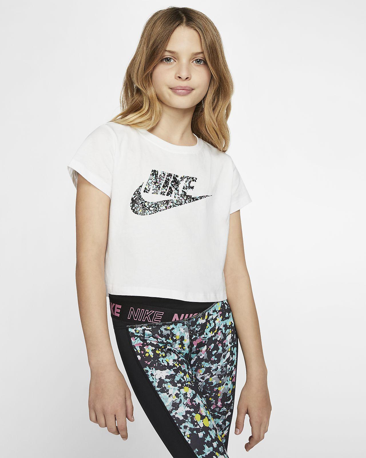 T-shirt Nike Sportswear - Ragazza