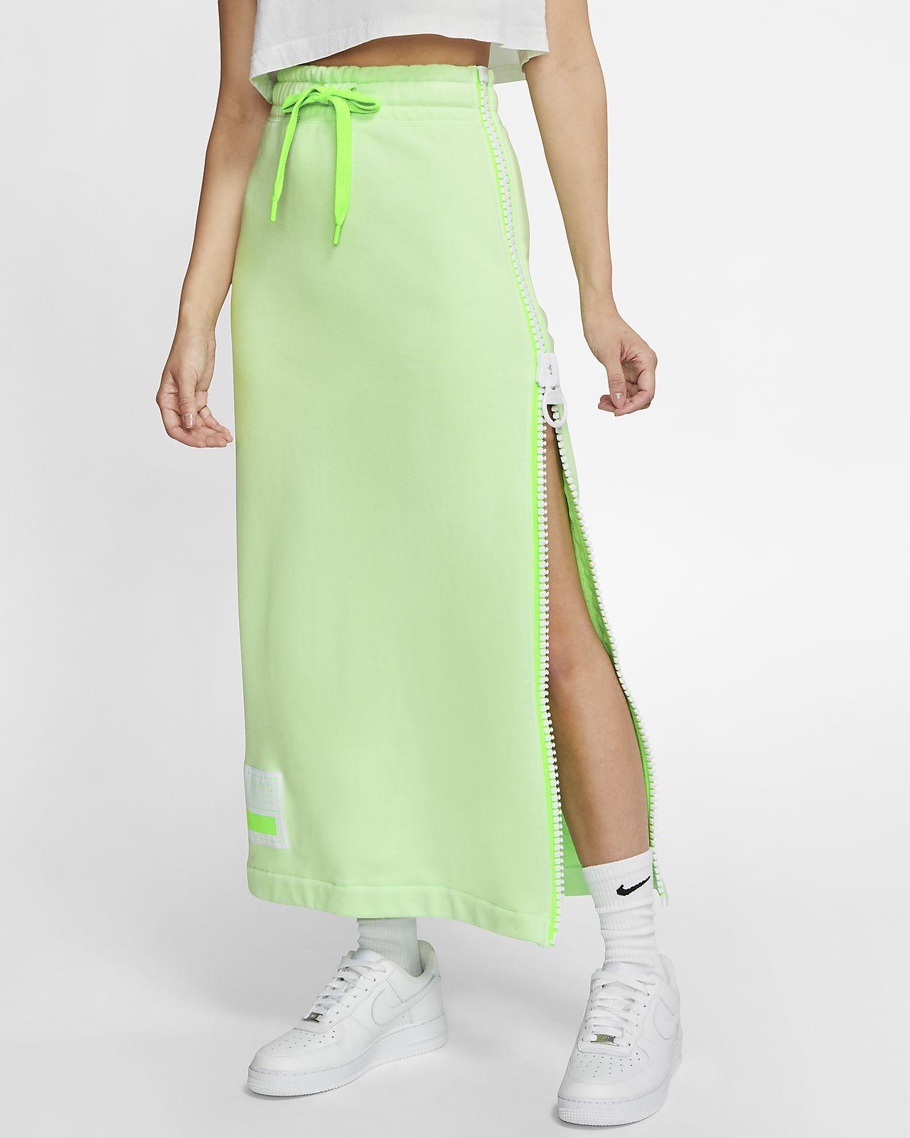 Nike Sportswear NSW Fleece-Rock für Damen