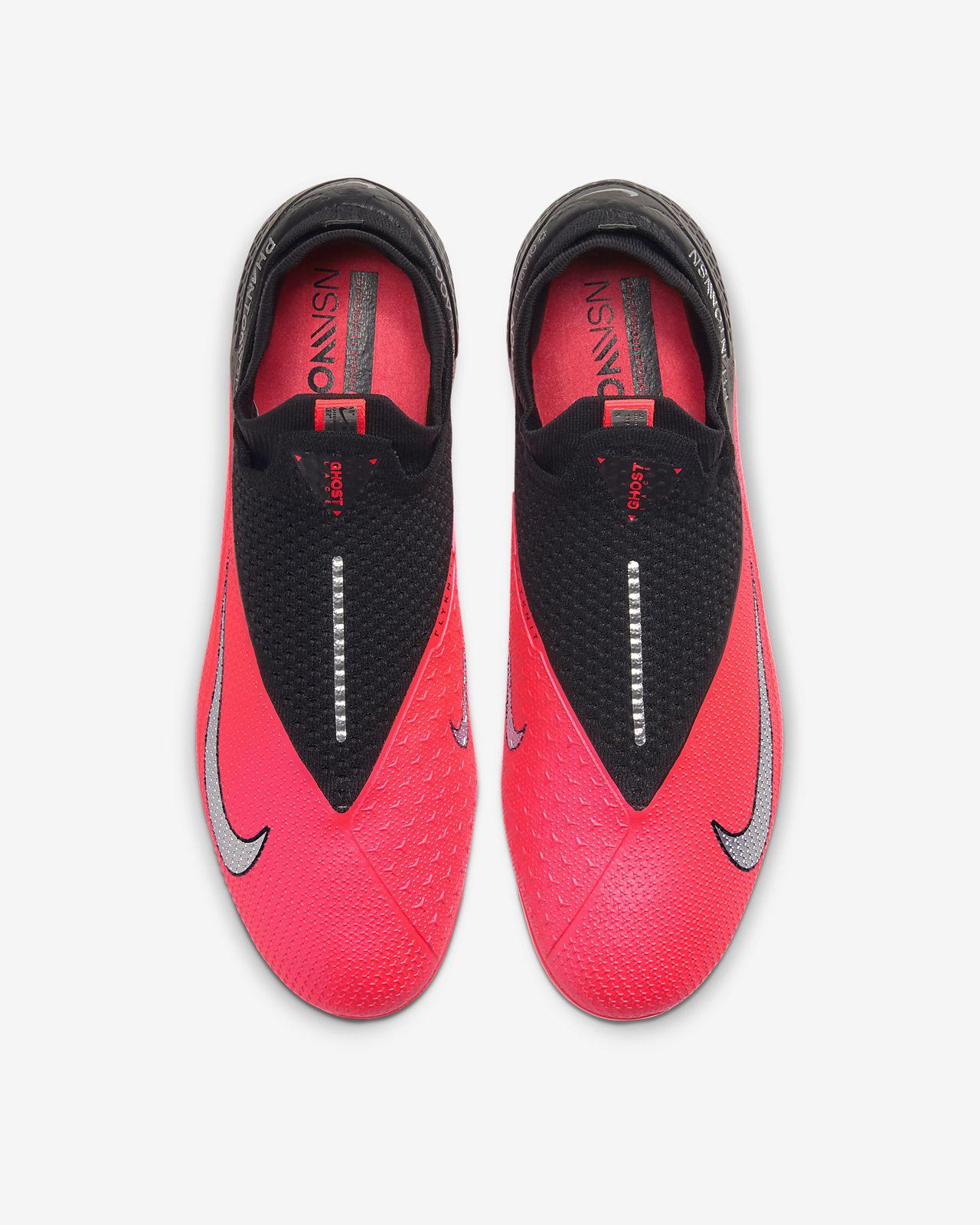 Rasen Phantom 2 FG Fußballschuh Vision für Dynamic Fit Nike