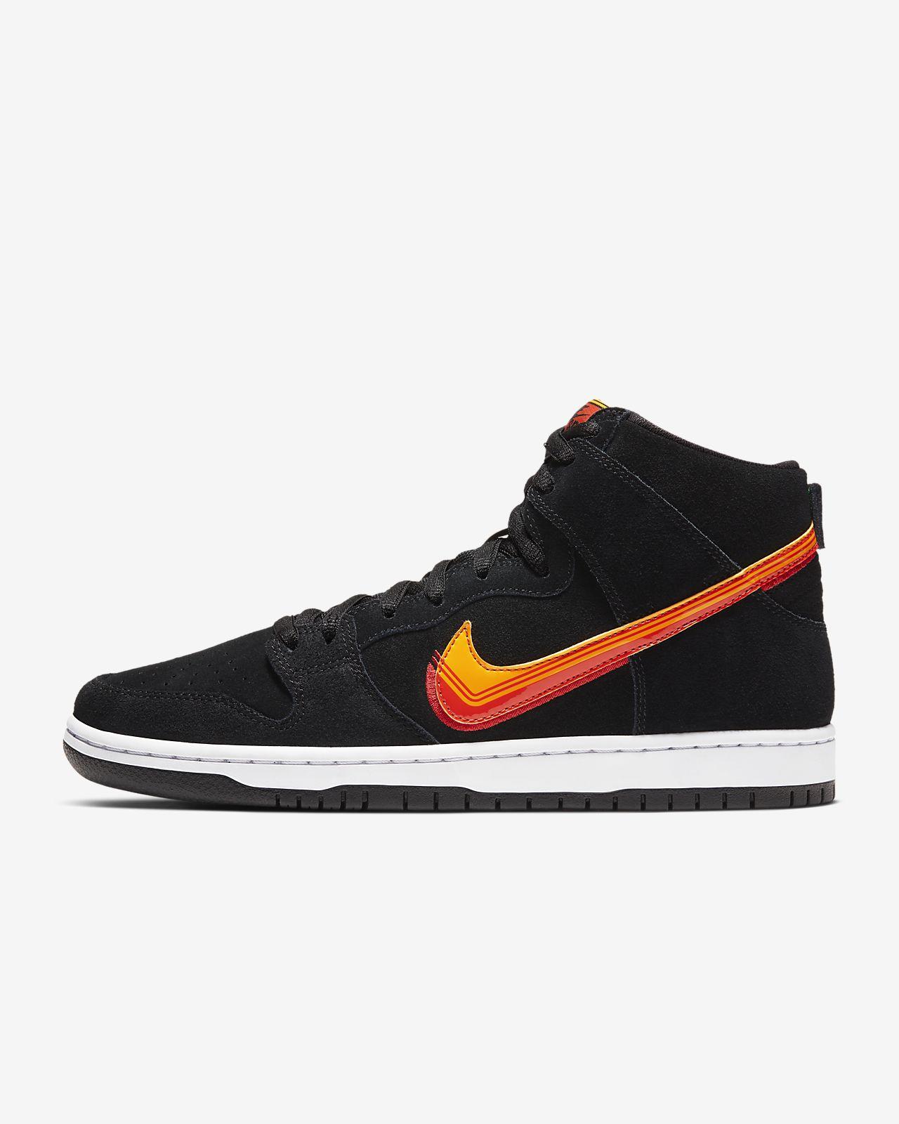 รองเท้าสเก็ตบอร์ดผู้ชาย Nike SB Dunk High Pro