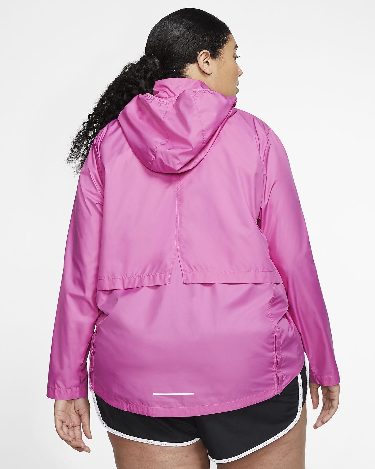 Giacca da running Nike Essential Donna (Plus Size). Nike IT