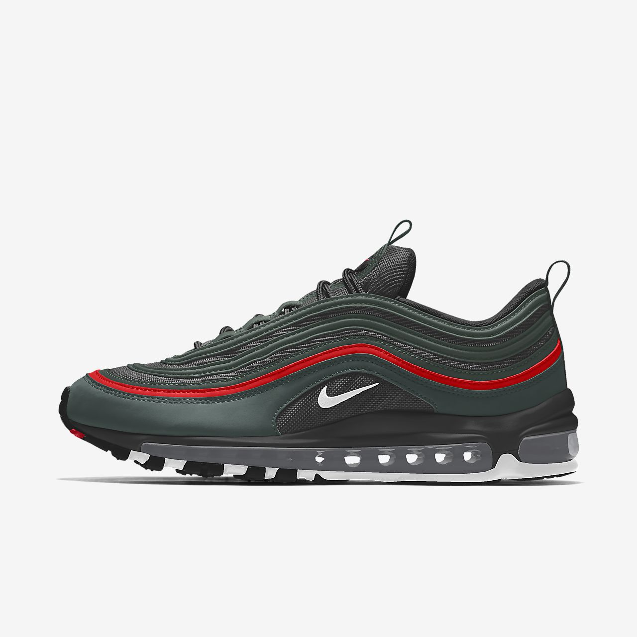 Scarpa personalizzabile Nike Air Max 97 By You - Uomo