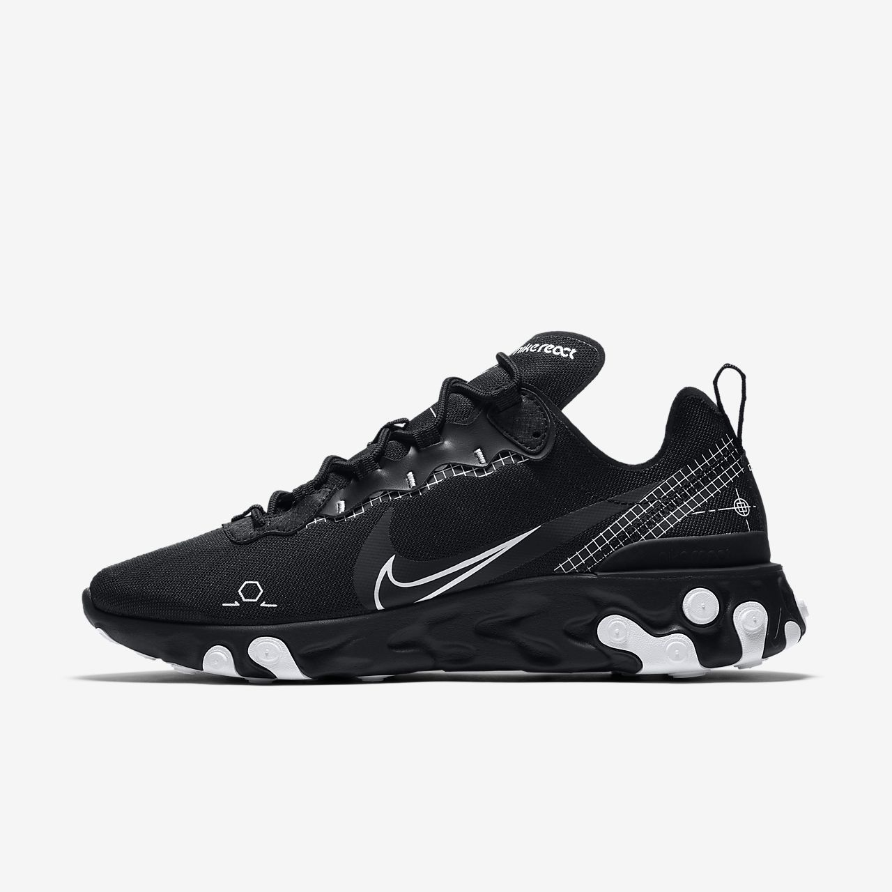 Chaussure Nike React Element 55 pour Homme